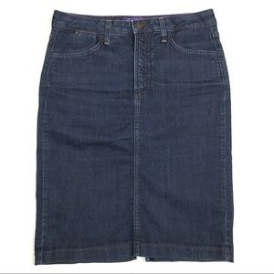 NYDJ Jean Pencil Skirt Size 6